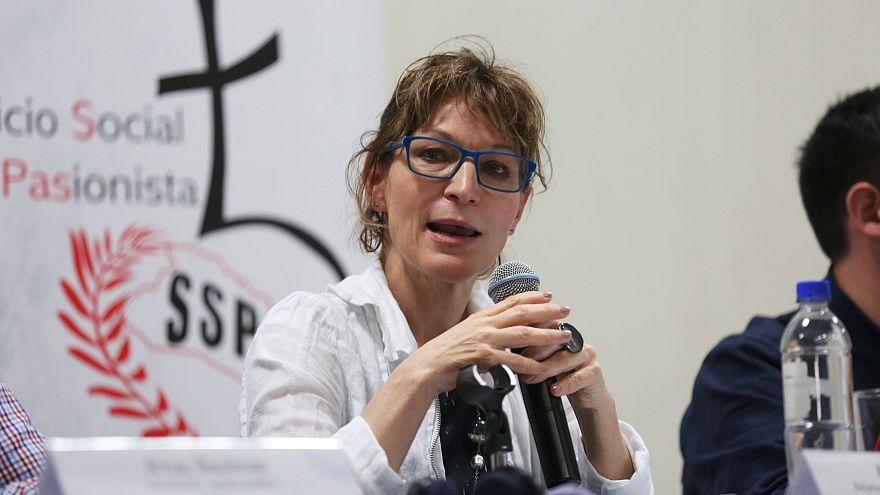 أغنيس كالامارد مقررة الأمم المتحدة المعنية بالقتل خارج نطاق القضاء