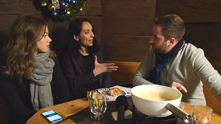 Talking migration, Brexit and female leaders | Davos After Hours
