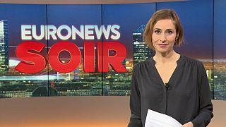 Euronews Soir : l'actualité de ce 24 janvier