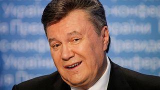 Elítélték Janukovics volt ukrán elnököt