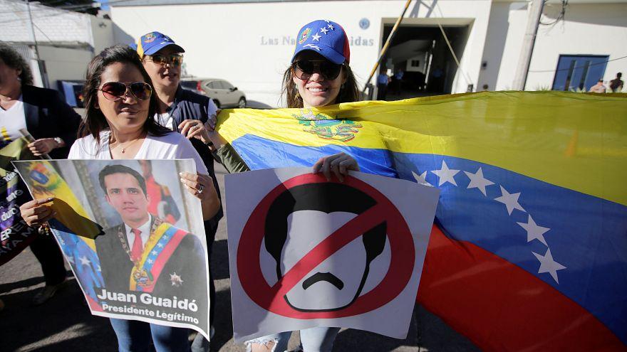 روسيا تحذر الولايات المتحدة من مغبة التدخل في فنزويلا