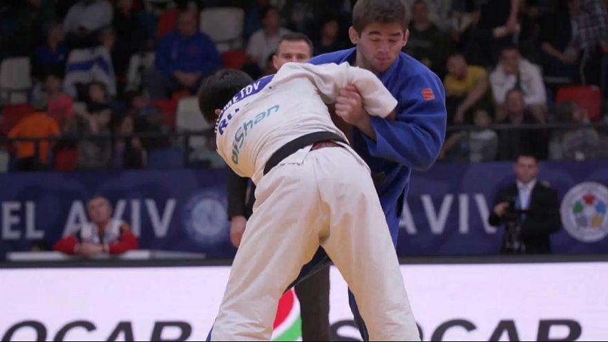 جودو؛ ورزشکار جوان ایتالیایی در گرند پری تل آویو طلا گرفت