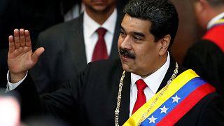 Maduro ABD'deki diplomatik temsilcilikleri kapatma kararı aldı