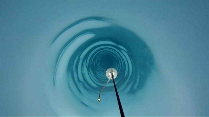 تحقیق در مورد گرمایش زمین؛ حفاری دو کیلومتری در قطب جنوب