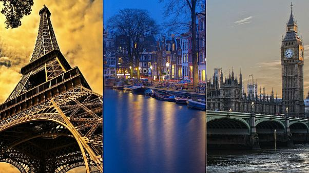 These European cities are among the most powerful in the world