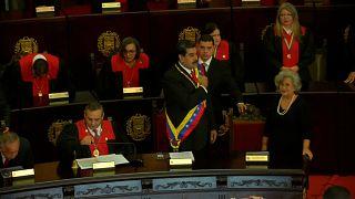 Nicolas Maduro tient tête aux Etats-Unis