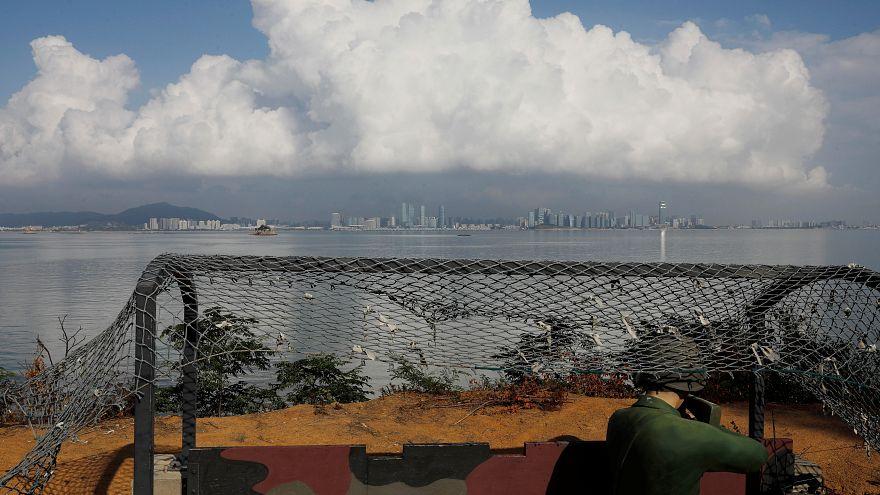 مضيق تايوان