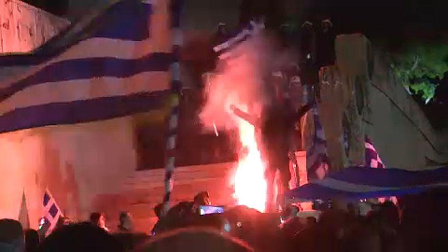 Macédoine : vote décisif ce vendredi au parlement grec