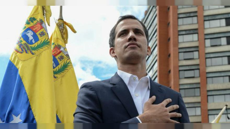 Guaidó pondera amnistia a Maduro