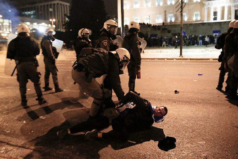 Parlamento griego ratifica cambio de nombre de Macedonia