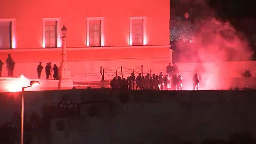 ترجيح مصادقة اليونان على تغيير اسم مقدونيا رغم احتجاجات الشارع