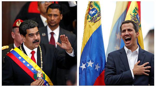 Βενεζουέλα: Ποιοι αναγνωρίζουν τον Μαδούρο και ποιοι τον Γκουαϊδό