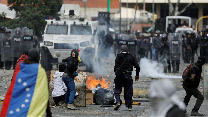 گوایدو: مادورو در صورت تفویض قدرت در ونزوئلا عفو میشود