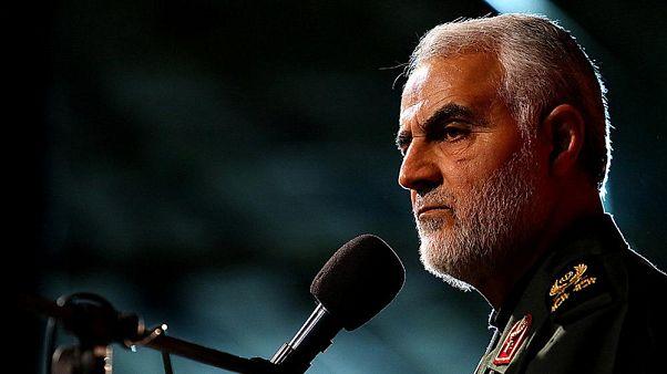 قاسم سلیمانی، فرمانده سپاه قدس، شاخه برونمرزی سپاه پاسداران انقلاب اسلامی