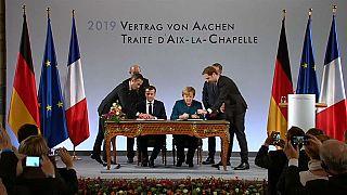 İtalya'dan Aachen Antlaşması'na tepki: Fransa ve Almanya AB ile dalga geçiyor