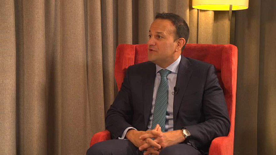 Magyarország Európa-politikáját is bírálta az ír kormányfő