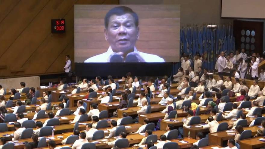 Culpable at 12? Phillipines moves to reduce age of criminal responsibilty