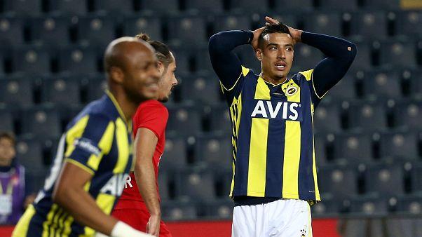 Fenerbahçe Türkiye Kupası'nda 8. kez alt lig takımına elendi