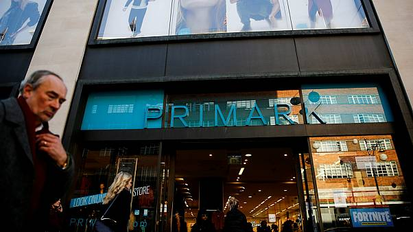 Police investigate human bone found inside pair of Primark socks