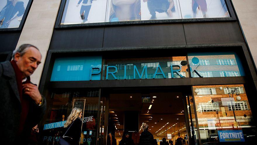 Police investigate human bone found inside pair of Primark socks