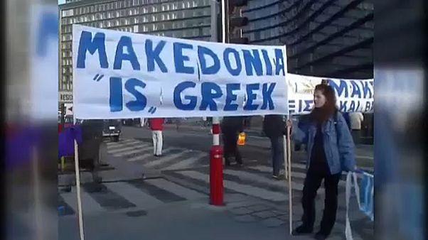 La polémica en torno al nombre de Macedonia