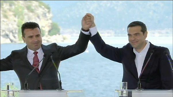 Mazedonien-Streit: Die Hintergründe