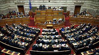 Parlamento grego aprova nome Macedónia do Norte para FYROM