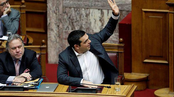 Парламент Греции поддержал историческое соглашение с Македонией