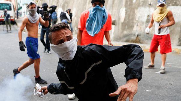 Venezuela: Der Kampf um die Macht wird blutiger