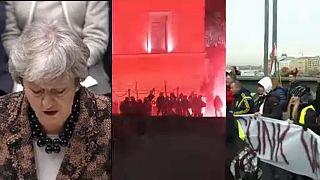 """El Brexit, Hungría, el conflicto entre París y Roma, y Kustorica, en """"El Estado de la Unión"""""""