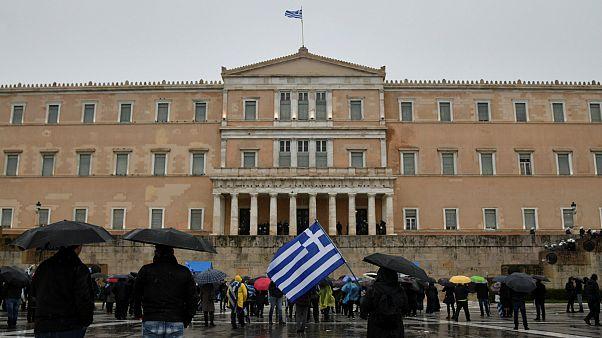 پارلمان یونان توافق تغییر نام مقدونیه را تصویب کرد