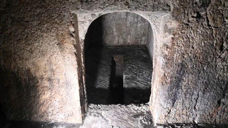 Kudüs'teki 'Krallar Mezarı' 9 yıldır açılacağı günü bekliyor