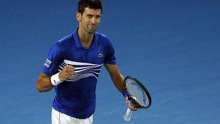 Джокович сыграет против Надаля в финале Australian Open