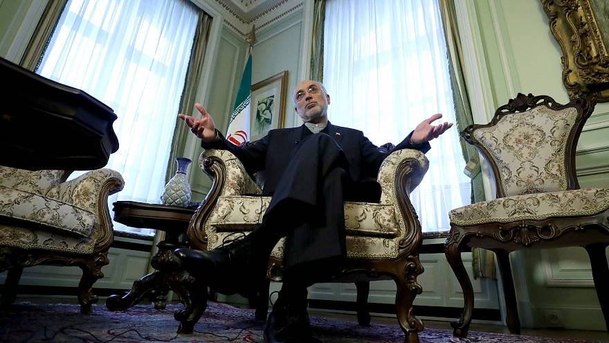 İran Atom Enerjisi Kurumu Başkanı Ali Ekber Salihi