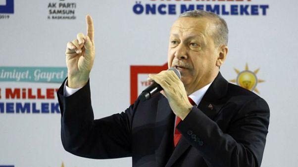 Erdoğan: Güvenli bölge sözü tutulmadığı takdirde bunu Türkiye gerçekleştirecek