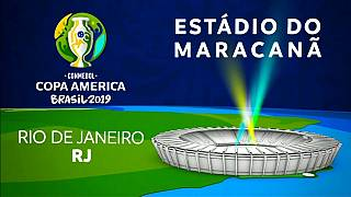 Kisorsolták a Copa America csoportjait