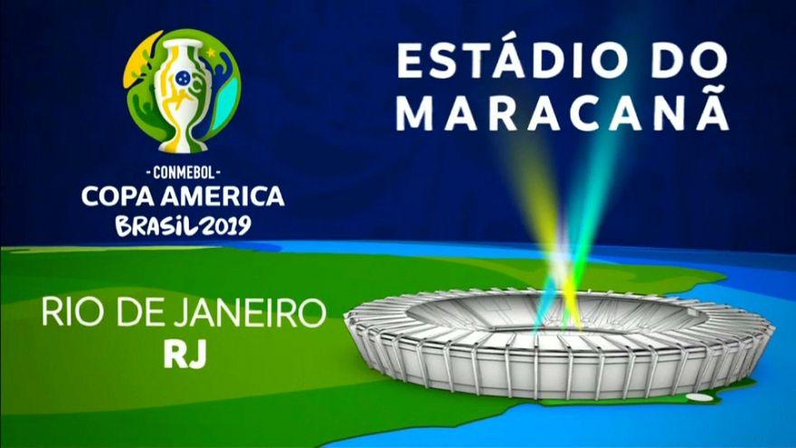 Copa America 2019: buon sorteggio per il Brasile