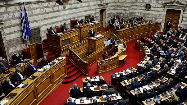 Greek parliament ratifies FYR Macedonia name change deal
