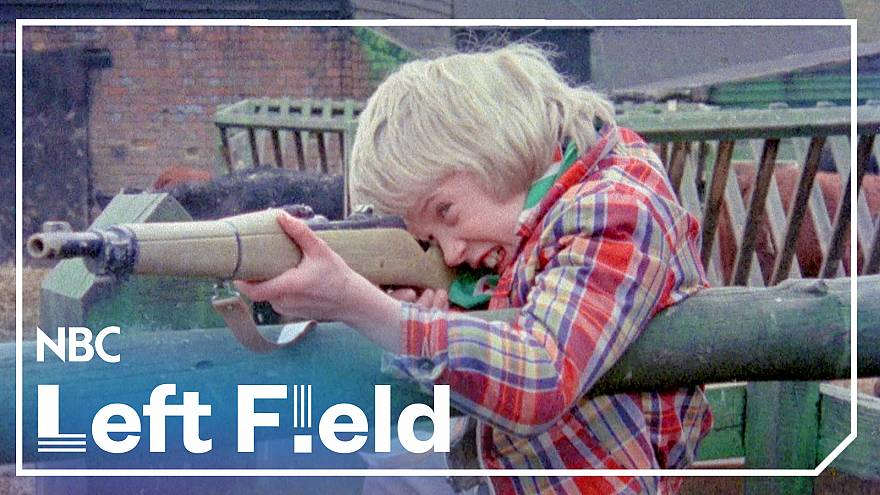 Should children be allowed to play with toy guns? | NBC Left Field