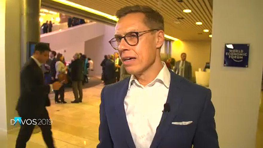 """Finlandia en Davos: """"Hemos fallado en el reparto mundial de la riqueza"""""""