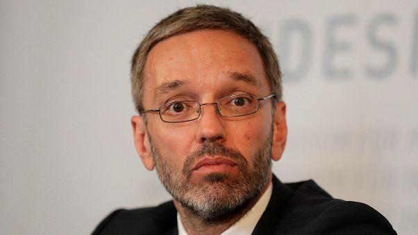 Herbert Kickl von der FPÖ