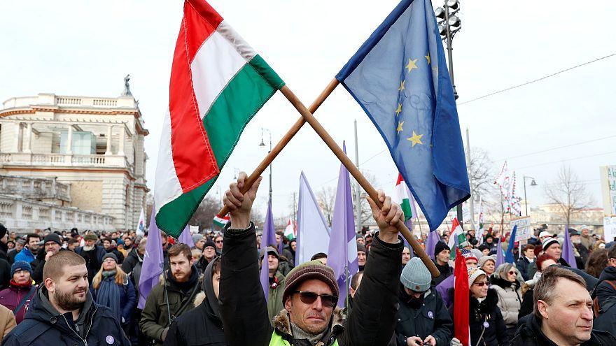 Passe d'armes en perspective entre l'UE et Budapest