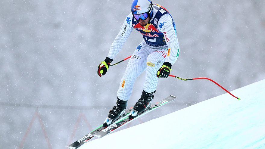 Sci alpino: Paris pennella la Streif, sua la discesa di Kitzbuhel
