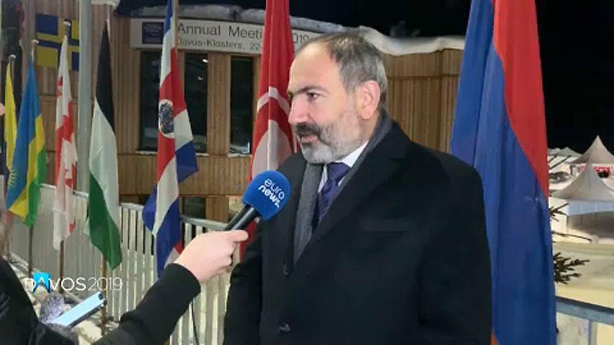 Armeniens Premier: Wollen wirtschaftlich attraktiver werden
