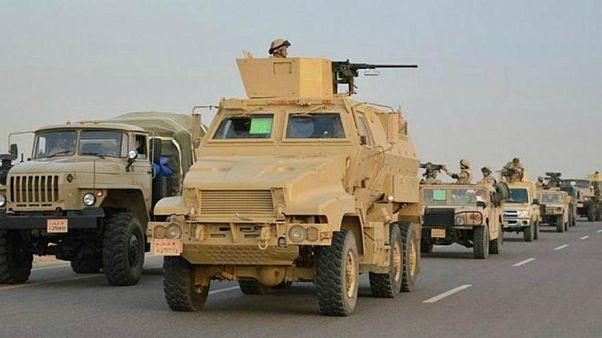 تنظيم داعش يقول إنه هاجم جنودا وأسر مسيحيا في سيناء بمصر