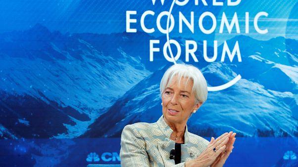 لاغارد ستوصي بموافقة صندوق النقد الدولي على شريحة القرض التالية لمصر
