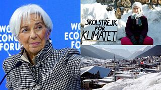 Davos 2019: six things to know on day four