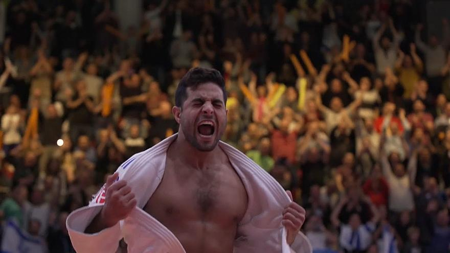 Grand Prix de Tel-Aviv : le sacre de Sagi Muki devant son public