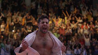 Judo Grand Prix Tel Aviv - Gold für Sagi Muki