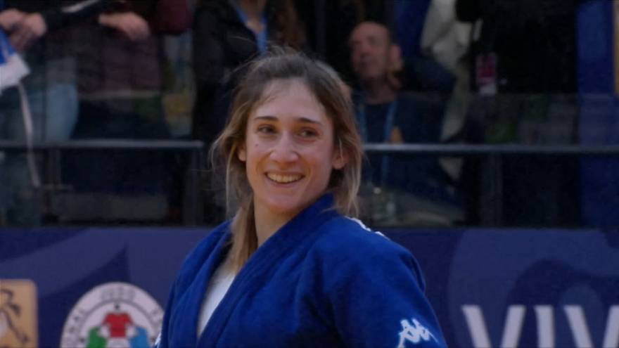 Passion and power on sensational Day 2 of Tel Aviv judo Grand Prix